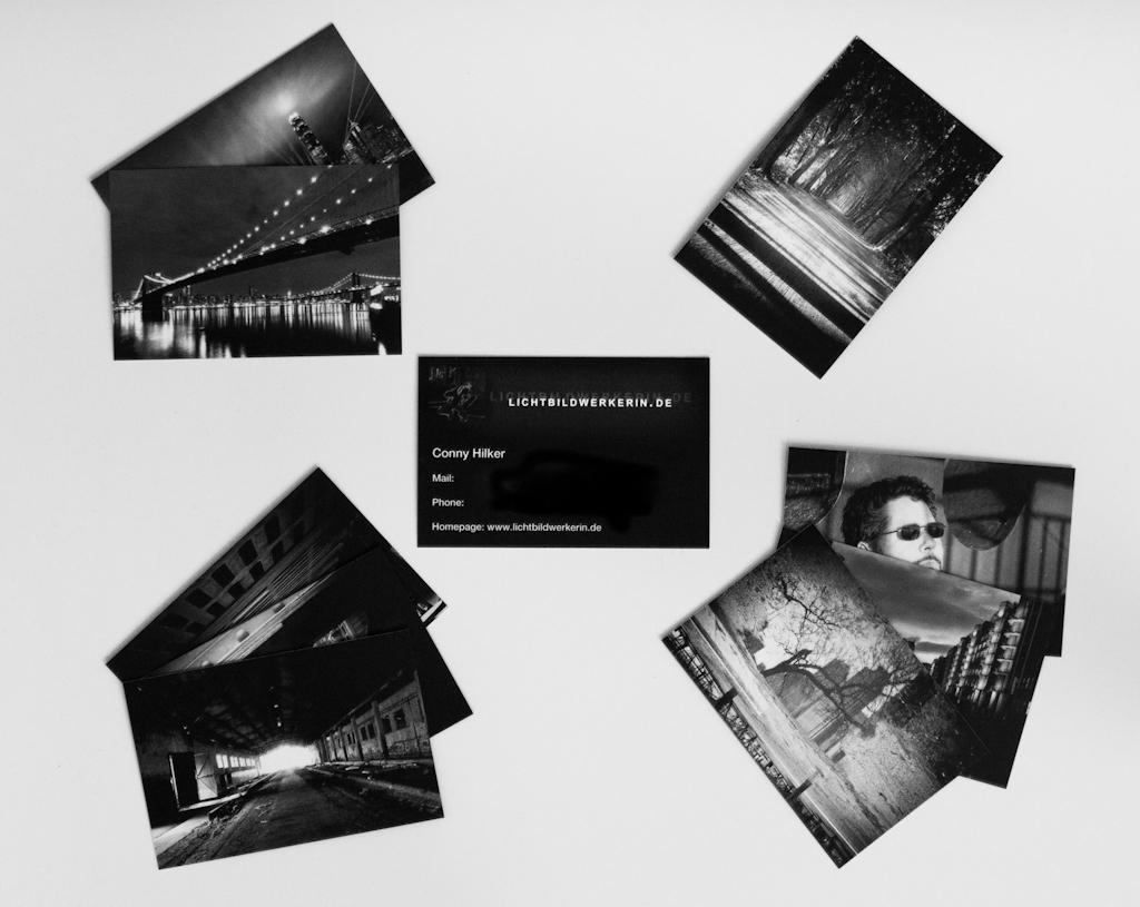 Visitenkarten Nicht Nur Für Fotografen Lichtbildwerkerin Com
