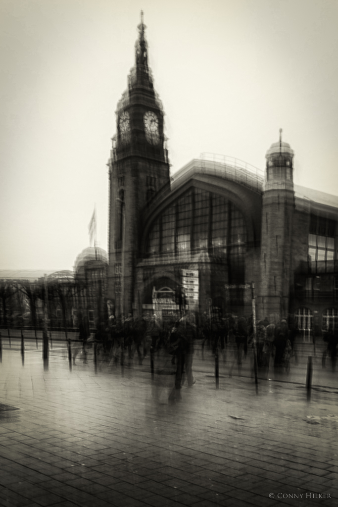 Central Station in motion 2