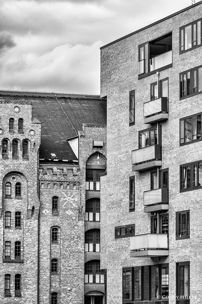 Harmonie zwischen Speicherstadt und Hafencity