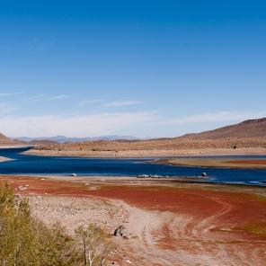 Das Flussbett sollte mehr Wasser führen