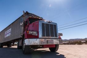 Trucks sind hier fast immer fotogen