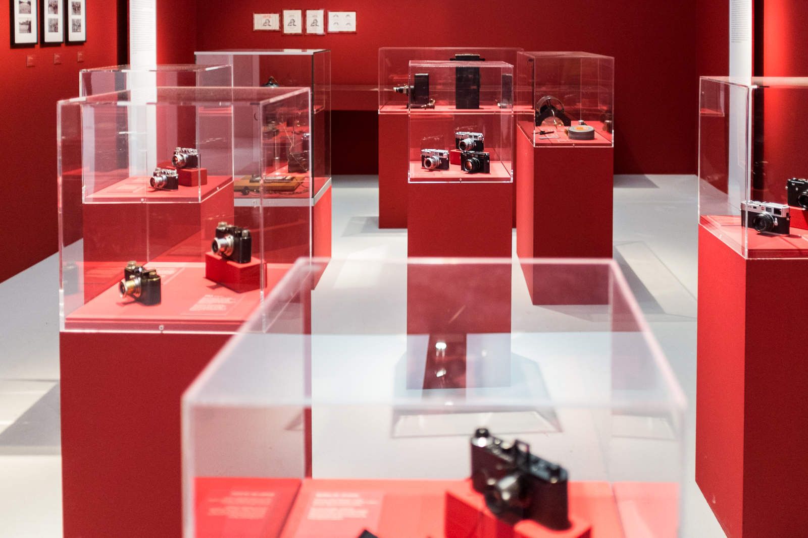"""Impressionen von """"Augen auf! 100 Jahre Leica Fotografie ..."""