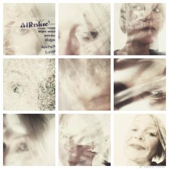 Hipstamatic, Diptic, Selbstportraits,