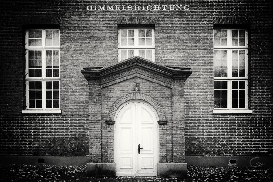 Seiteneingang St. Pauli Kirche, Hamburg